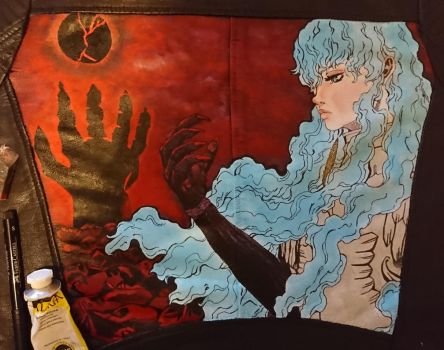 Griffith, Lord of the Abyss by Dante365