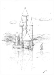 Tranquil Towers by gusdefrog