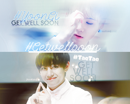 [ Get Well Soon my Boys ] by AnnKato