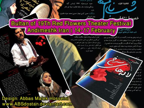 Theater Festival Magazine by absdostan