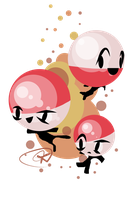 Voltorb Children