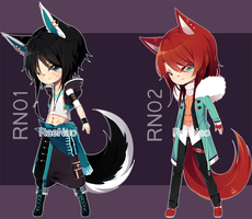 Collab Adopt Auction : CLOSED by Naoryu