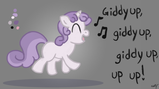 Giddy Up! by Westy543
