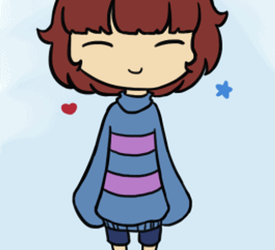 Cutie Frisk! GIF by ForeverMuffin