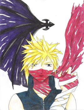 Torn Strife -Cloud- by Yeito