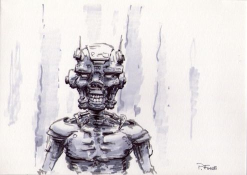 2014 Robot by PierreFihue