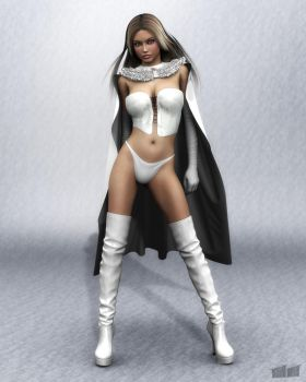 Emma Frost by twosheds1