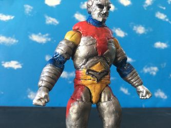 Custom Jet Jaguar 6 by godzilla154