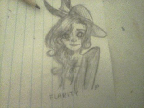 Flarity by jennifluff