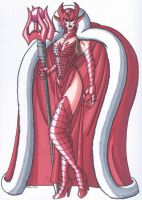 OCD- The Crimson Empress by RobertMacQuarrie1