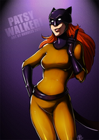patsy walker by thanoodles