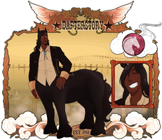 Dafterstory App: Ichabod by PockyBloo