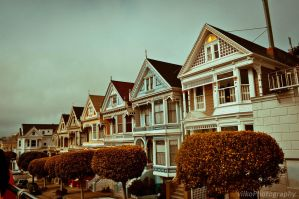 San Francisco street by vilkoPhotography