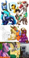 Commish 3 by Luximus17