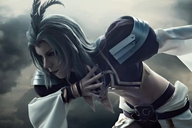 Kuja - Final Fantasy Dissidia - Angel of Death by KujaOnii
