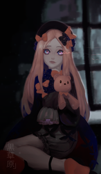 Abigail Williams | Fate/Grand Order fanart by kurosoge