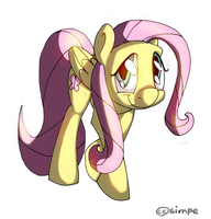 Um, hello there! by simpe94