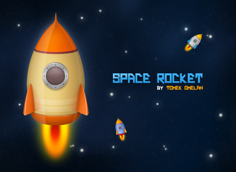 Space Rocket by tomeqq