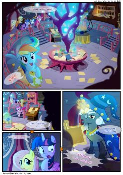 MLP - Timey Wimey page44 by Light262