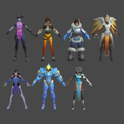 Overwatch by roodedude