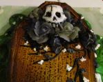 Coffin Cake II by Dantes5thCircle