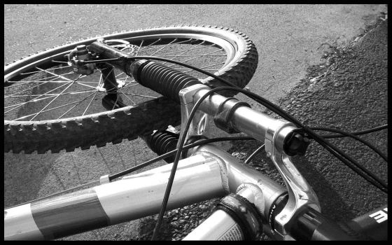 bicycle by bent-perspectives