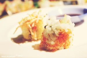 I love sushi by thatdesigngrl