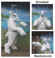Snowbell Version 2.0 by LilleahWest