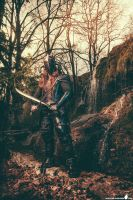 Meet the wrong kind of person in this forest... by AtelierFantastique