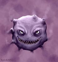 Koffing by Epifex