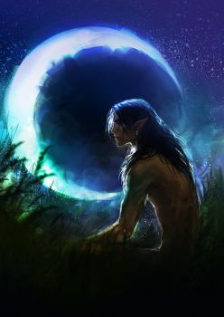 werewolf by anndr