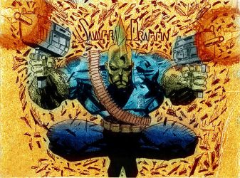 Savage Dragon by M41C0N