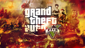 Grand Theft Auto V by iFadeFresh