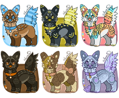 Adopts #2 - OPEN (cheap) by Autumnal-Husky