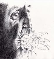 Hombre Flor by such-a-mess