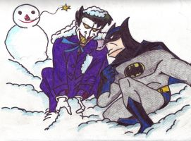Christmas With the Joker by Caranth