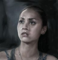 Raven Reyes Portrait by 1milly2