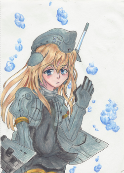 U-511 by KaroRushe