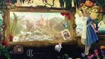 My Alice through the looking glass by IgnisSouls