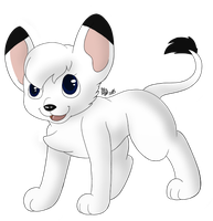 Kimba the White Lion by CollectionOfWhiskers