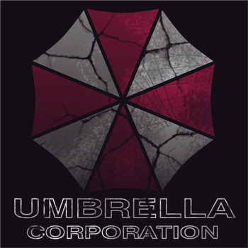 Umbrella Corporation Logo by chaoddity