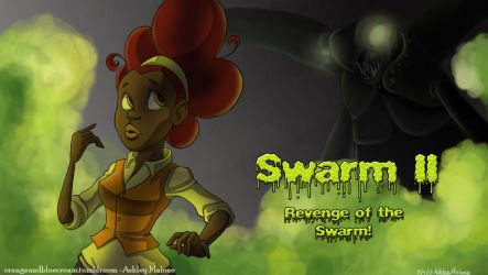 Swarm II: Revenge of the Swarm by Orangeandbluecream