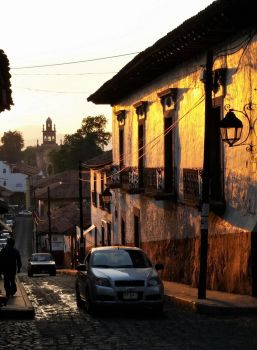 Patzcuaro, Byway to the Setting Sun by BabakoSen