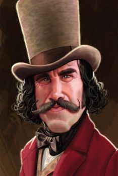 Daniel Day Lewis by brooks28