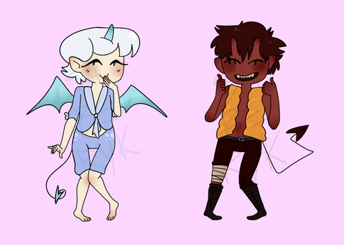 Incubus Adopts - OPEN - by SABERYK