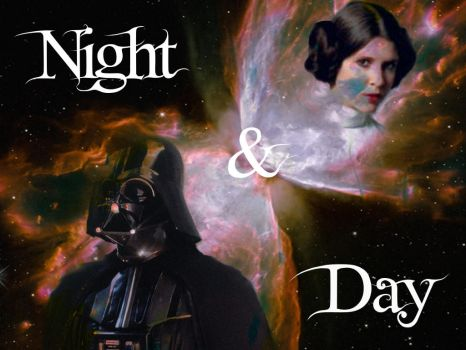 Night and Day by PatriciaTepes