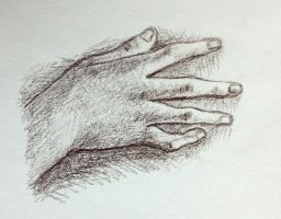 Hand by roffa5