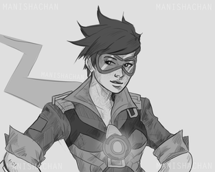 Tracer by ManishaChan