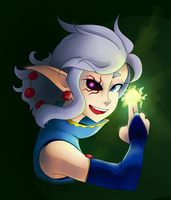THE number one mage - Ria by CoosCoos
