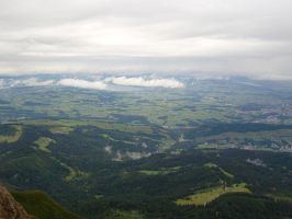 View from a Mountain by FDQ